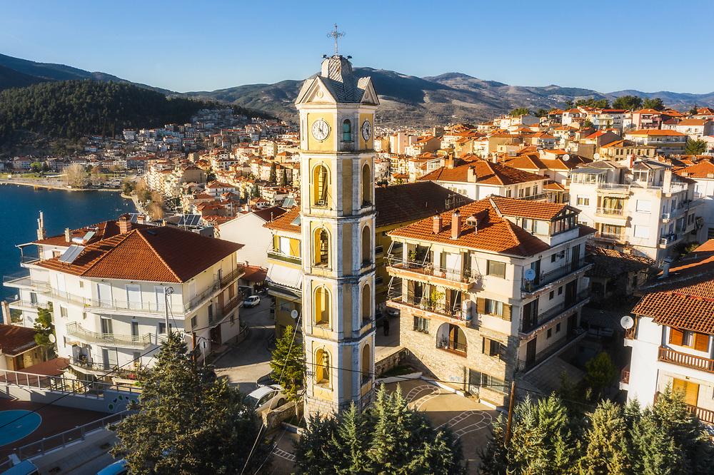 City of Kastoria in Western Macedonia, Greece
