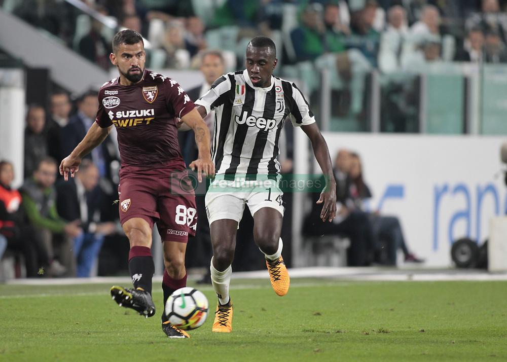 September 23, 2017 - Turin, Italy - Tomas Rincon during Serie A match between Juventus v Torino, in Turin, on September 23, 2017  (Credit Image: © Loris Roselli/NurPhoto via ZUMA Press)