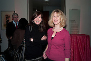 SALLY BACON; PATRICIA LANCASTER, Founding Fellows 2010 Award Ceremony. Foundling Museum on Monday  8 March