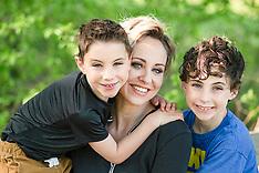 Candice, Nolan, and Collin