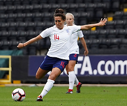 October 6, 2018 - Nottingham, England, United Kingdom - Nottingham England - October 06:.Fara Williams of England.during International Friendly between England Women and Brazil Women at Meadow Lane stadium , Notts County FC, Nottingham, England on 06 Oct 2018. (Credit Image: © Action Foto Sport/NurPhoto/ZUMA Press)