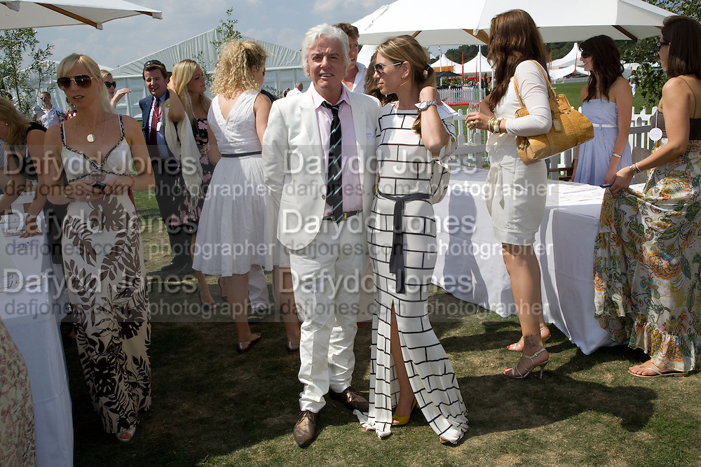 2008 Cartier International Polo Day, Guards Polo Club. Windsor.  July 27, 2008 in Windsor NICKY HASLAM; COLETTE ANTHON. 2008 Cartier International Polo Day, Guards Polo Club. Windsor.  July 27, 2008 in Windsor *** Local Caption *** -DO NOT ARCHIVE-© Copyright Photograph by Dafydd Jones. 248 Clapham Rd. London SW9 0PZ. Tel 0207 820 0771. www.dafjones.com. -DO NOT ARCHIVE-© Copyright Photograph by Dafydd Jones. 248 Clapham Rd. London SW9 0PZ. Tel 0207 820 0771. www.dafjones.com.