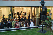 ELMGREEN AND DRAGSET SCULPTURE, Dinner to celebrate the 10th Anniversary of Contemporary Istanbul Hosted at the Residence of Freda & Izak Uziyel, London. 23 June 2015