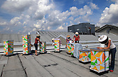 Raising Honeybees on Rooftops