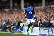 Idrissa Gueye of Everton during the English Premier League match at Goodison Park , Liverpool. Picture date: April 30th, 2017. Photo credit should read: Lynne Cameron/Sportimage