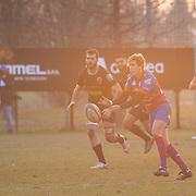 20190112 Rugby, Continental shield : Petrarca PAdova vs Rovigo