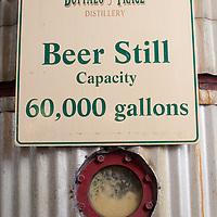 Buffalo Trace Beer Still