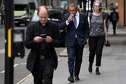 © Licensed to London News Pictures. 04/06/2019. London, UK. JAMES CLEVERLY MP is seen in Westminster, London. A number of Conservative MPs have announced plans to run in the upcoming race to be leader of the Conservative Party. Photo credit: Ben Cawthra/LNP