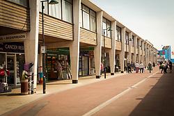 Basildon shopping centre, Essex UK
