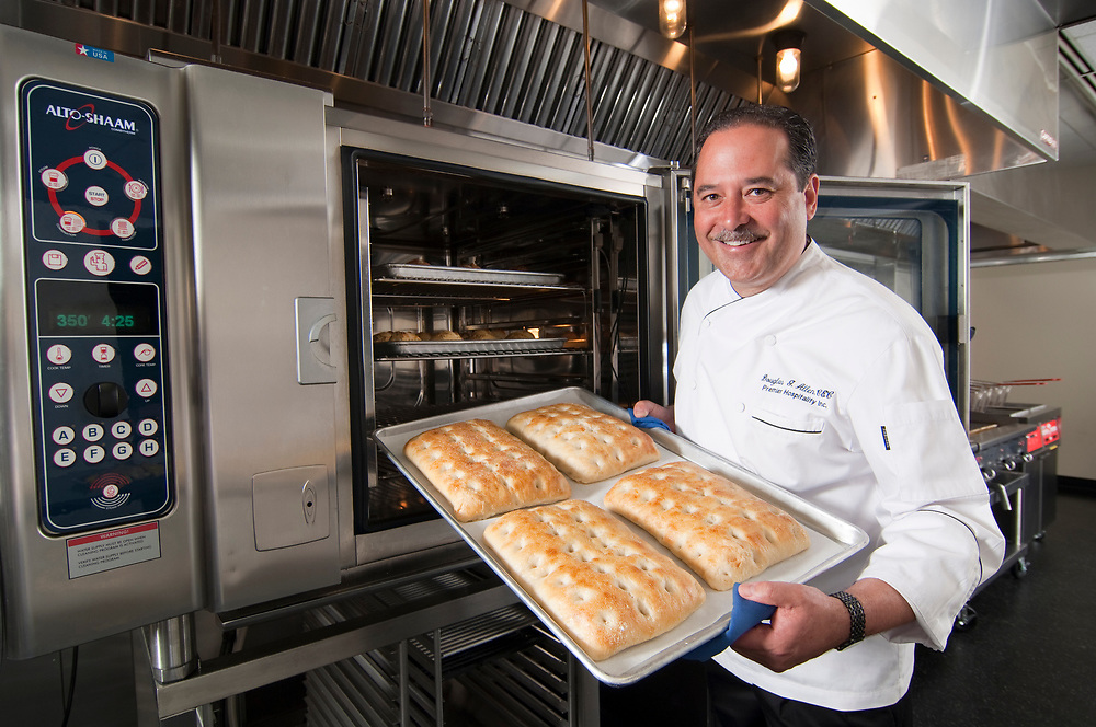 Piedmont Natural Gas Technical Center for Cooking, Chef Doug