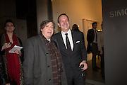 GEORGE CONDO; SIMON LEE, George Condo - private view . Simon Lee Gallery, 12 Berkeley Street, London, 10 February 2014