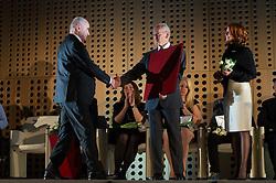 Martin Steiner at 52th Annual Awards of Stanko Bloudek for sports achievements in Slovenia in year 2016 on February 14, 2017 in Brdo Congress Center, Brdo, Ljubljana, Slovenia.  Photo by Martin Metelko / Sportida