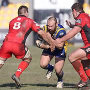 20161231 Rugby, Guinness PRO12 : Zebre vs Edinburgh