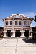 Phuket Thai Hua Museum in the Sino-Portuguese Colonial Quarter, Phuket