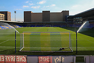 Plough Lane in the sun during the EFL Sky Bet League 1 match between AFC Wimbledon and Hull City at Plough Lane, London, United Kingdom on 27 February 2021.