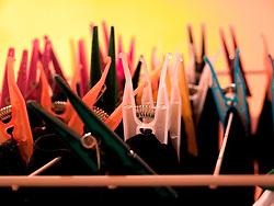 Mollette colorate