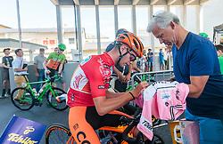 05.07.2017, Altheim, AUT, Ö-Tour, Österreich Radrundfahrt 2017, 3. Etappe von Wieselburg nach Altheim (226,2km), im Bild Felix Grossschartner (AUT, CCC Sprandi Polkowice) // Felix Grossschartner (AUT, CCC Sprandi Polkowice) during the 3rd stage from Wieselburg to Altheim (199,6km) of 2017 Tour of Austria. Altheim, Austria on 2017/07/05. EXPA Pictures © 2017, PhotoCredit: EXPA/ JFK