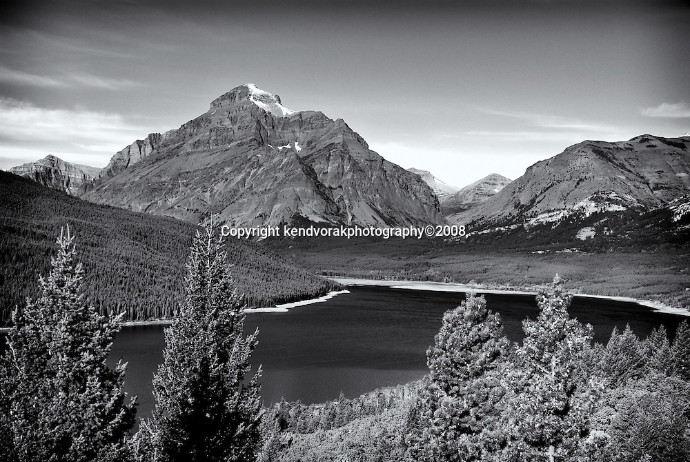 Lower 2 Medicine Lake 1<br /> converted to B&W 1/23/14