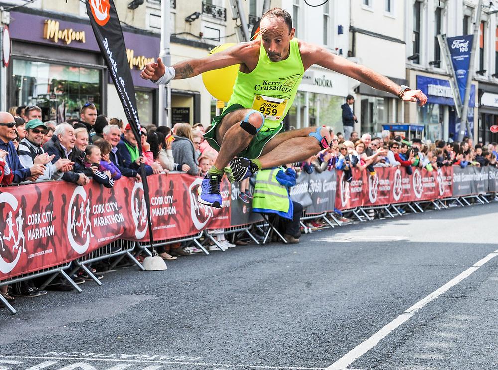 Picture. John Allen Cork City Marathon 2017