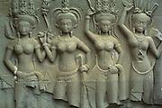 Bas Relief at Angor Wat