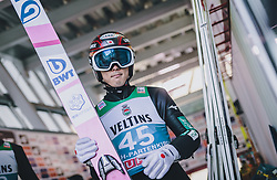 31.12.2019, Olympiaschanze, Garmisch Partenkirchen, GER, FIS Weltcup Skisprung, Vierschanzentournee, Garmisch Partenkirchen, Qualifikation, im Bild Junshiro Kobayashi (JPN) // Junshiro Kobayashi of Japan during the Four Hills Tournament of FIS Ski Jumping World Cup at the Olympiaschanze in Garmisch Partenkirchen, Germany on 2019/12/31. EXPA Pictures © 2019, PhotoCredit: EXPA/ JFK