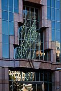 Londyn, 2009-10-23. City, Centrum finansowe Londynu - siedziba wielu ważnych instytucji takich jak Giełda i Bank Anglii