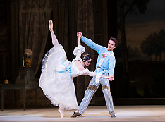 Royal Ballet Triple Bill 3rd June 2019