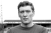 Ron Wood, footballer, Linfield FC, Belfast, N Ireland, August, 1967, 1967000066<br /> <br /> Copyright Image from Victor Patterson, Belfast, UK<br /> <br /> t: +44 28 9066 1296 (from Rep of Ireland 048 9066 1296)<br /> m: +44 7802 353836<br /> e: victorpattersonbelfast@gmail.com<br /> <br /> www.images4media.com<br /> <br /> Please see my full Terms and Conditions of Use at https://www.images4media.com/p/terms-conditions - it is IMPORTANT that you familiarise yourself with them.<br /> <br /> Images used online incur an additional cost. This cost should be agreed in writing in advance. Online images must be visibly watermarked i.e. © Victor Patterson or that of the named photographer within the body of the image. The original metadata must not be deleted from images used online.<br /> <br /> This image is only available for the use of the download recipient i.e. television station, newspaper, magazine, book publisher, etc, and must not be passed on to a third party. It is also downloaded on condition that each and every usage is notified within 7 days to victorpattersonbelfast@gmail.com.<br /> <br /> The right of Victor Patterson (or the named photographer) to be identified as the author is asserted in accordance with The Copyright Designs And Patents Act (1988). All moral rights are asserted.