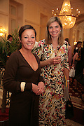 Samantha Clarke and Lucy Asprey, NCH Spring Ladies lunch. NCH, the children's charity, helps children and young people facing difficulties or challenges in their lives. Mandarin Oriental Hotel. 8 March 2007.  -DO NOT ARCHIVE-© Copyright Photograph by Dafydd Jones. 248 Clapham Rd. London SW9 0PZ. Tel 0207 820 0771. www.dafjones.com.