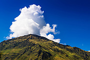 Roy's Peak above Lake Wanaka, Otago, South Island, New Zealand