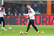 England defender Kieran Trippier in warm up during the Friendly match between Netherlands and England at the Amsterdam Arena, Amsterdam, Netherlands on 23 March 2018. Picture by Phil Duncan.
