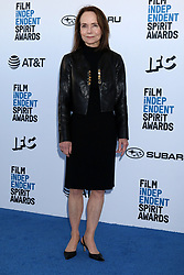 February 23, 2019 - Santa Monica, CA, USA - LOS ANGELES - FEB 23:  Jessica Harper at the 2019 Film Independent Spirit Awards on the Beach on February 23, 2019 in Santa Monica, CA (Credit Image: © Kay Blake/ZUMA Wire)