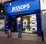 Jessops photography shop, Ipswich, Suffolk, England