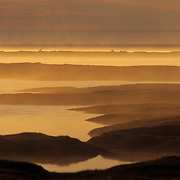 The Arctic Ocean in the Arctic National Wildlife Refuge in Alaska.