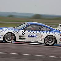#8 Porsche GT3 Cup - Juta Racing (Driver - Jonas Gelzinis), Carrera Cup Thruxton 2011