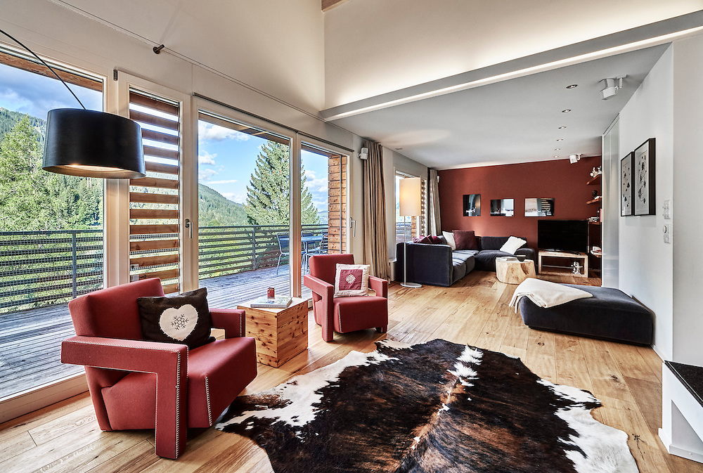 A collection of interior and lifestyle images shot for Teresa's Homes in Klosters, Switzerland.