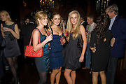CLEMENTINE MALIN; PHILIPPA CADOGAN; JEMIMA CADBURY, The Tatler Little Black Book party. Tramp. 40 Jermyn St. London SW1 *** Local Caption *** -DO NOT ARCHIVE-© Copyright Photograph by Dafydd Jones. 248 Clapham Rd. London SW9 0PZ. Tel 0207 820 0771. www.dafjones.com.