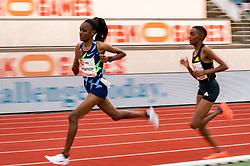 DaisyCherotichof Kenia in action on the 10000 meter during FBK Games 2021 on 06 june 2021 in Hengelo.