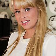 NLD/Amsterdam/20120601 - Opening webshop Sael Shop, zwangere Daisy Vorm