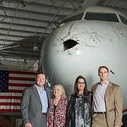 From left: Mark Hood, Beth McHugh, Denise Lockie, and Steve O'Brien.