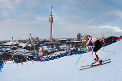 02.01.2011, Olympia Rondell, Muenchen, GER, FIS World Cup Ski Alpin, Men, Paralell Slalom, im Bild Michael Walchhofer (AUT, #7). EXPA Pictures © 2011, PhotoCredit: EXPA/ J. Groder