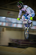 #11 (FIELDS Connor) USA at the UCI BMX Supercross World Cup in Manchester, UK