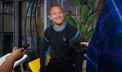 May 3, 2019 - Madrid, MADRID, SPAIN - Dmitry Tursunov during All Access Hour at the 2019 Mutua Madrid Open WTA Premier Mandatory tennis tournament (Credit Image: © AFP7 via ZUMA Wire)
