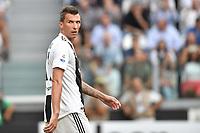 Mario Mandzukic Juventus <br /> Torino 25-08-2018 Allianz Stadium Football Calcio Serie A 2018/2019 Juventus - Lazio Foto Andrea Staccioli / Insidefoto