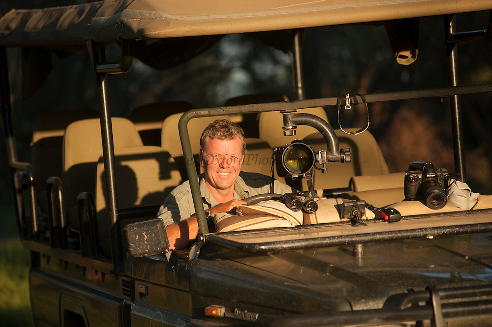 Pete Oxford In Marakele National Park, South Africa