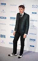 Alex Kapranos at the 22nd British Independent Film Awards, Roaming Arrivals, Old Billingsgate, London, UK - 01 Dec 2019