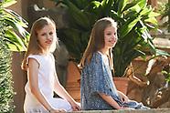073117 Spanish Royals Photosession at Marivent Palace