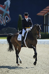 Duker Uwe, (GER), Hispaniola 4<br /> Nurnberger Burg-Pokal - St George Special<br /> Horses & Dreams meets Denmark - Hagen 2016<br /> © Hippo Foto - Stefan Lafrentz