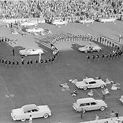 Notre Dame Stadium Merger Rally 1954