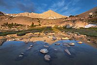 David O. Lee Peak, Cecil D. Andrus-White Clouds Wilderness Idaho